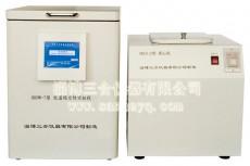 山东SHDW-7型低温稳定性实验仪